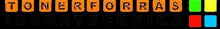 Tonerforras Irodatechnika Logo